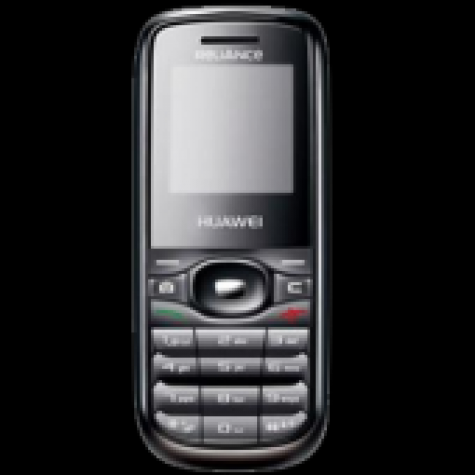 Huawei C3200 front and side view