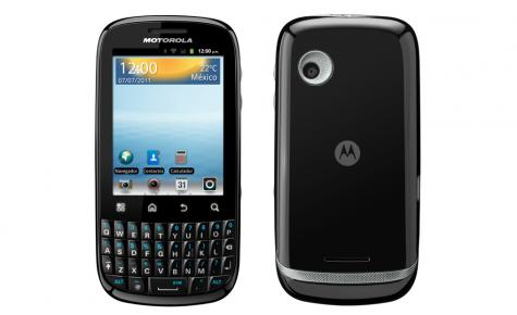 Motorola SPICE Key front and side view
