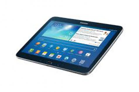 Samsung Galaxy Tab 3 10.1 P5200 front and side view