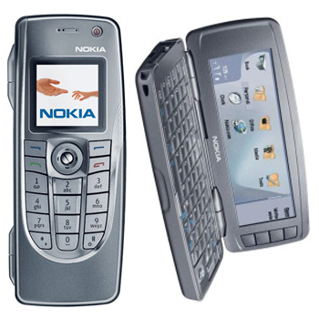 Nokia 9300i front and side view