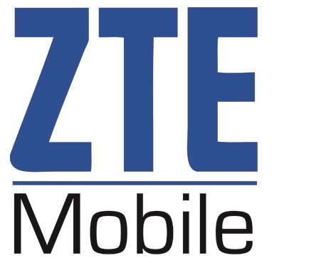 ZTE Prestige front and side view