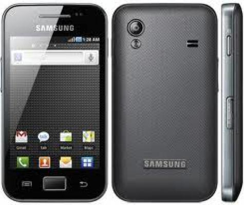 Samsung Galaxy Star S5280 front and side view